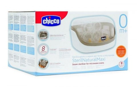 CHICCO Sterylizator do kuchenki mikrofalowej 65846