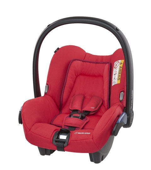 Nowy CITI MAXI-COSI fotelik 0-13 kg red orchid