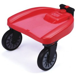 KIDDY BOARD MAXI LASCAL DOSTAWKA DO WÓZKA - red
