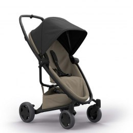 ZAPP FLEX PLUS 2w1 Quinny gondola LUX wózek głęboko-spacerowy black on sand + sand on grey
