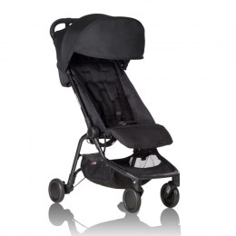 Nano Mountain Buggy 5,9kg wózek spacerowy do 20kg - czarny