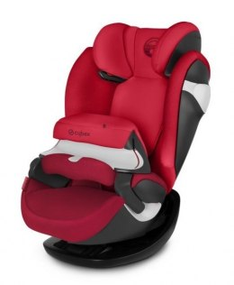 PALLAS M CYBEX 4* ADAC 9-36 kg, od ok. 9 miesięcy do 12 lat - rebel red