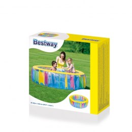 Bestway 51038 BASEN DMUCHANY MULTIKOLOR 183 x 61