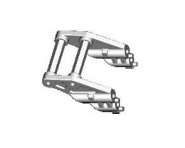Buggy Wingstay spojler - 85013