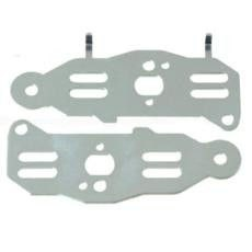 Main frame metal part A i B - S107G-12B