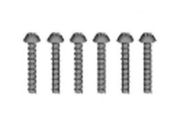 Round Head Screw M3*20 - 18043