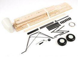Samolot Tiger Moth Balsa KIT (1400mm)