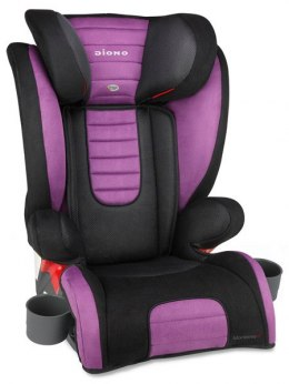 MONTEREY 2 NEW LINE - SUNSHINE KIDS 15-36 kg SOFTFIX isofix purple