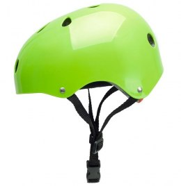 Kask SAFETY marki Kinderkraft 48-52 cm - zielony