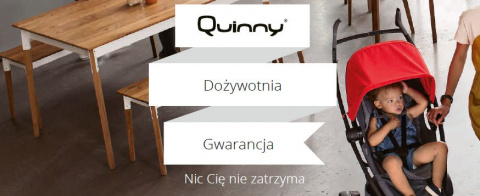 ZAPP XPRESS Quinny wózek spacerowy - all grey