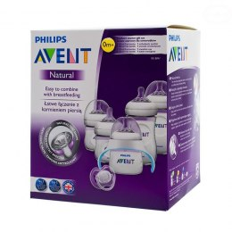 PHILIPS AVENT ZESTAW STARTOWY NATURAL