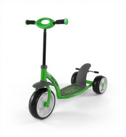 Milly Mally Hulajnoga Crazy Scooter Green (0101, Milly Mally)