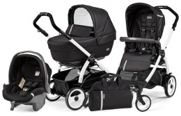 BOOK 51 ELITE SPORTIVO MODULAR CLASS Peg Perego (Stelaż Book 51 + Set Elite Sportivo + Siedzisko Pop-Up Sportivo) - class black
