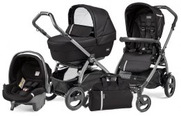 BOOK 51 S ELITE SPORTIVO MODULAR CLASS Peg Perego (Stelaż Book 51 S+Set Elite Sportivo+Siedzisko Pop-Up Sportivo) - class black