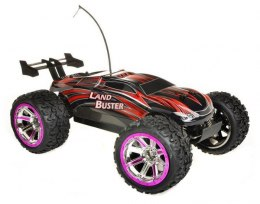 Land Buster 1:12 Monster Truck RTR 27/40MHz - Czerwony