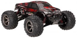 Monster Truck CHALLENGER 2WD 1:12 2.4GHz RTR - Czerwony