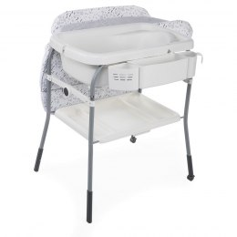 Wanienka z przewijakiem Cuddle & Bubble Comfort 0m+ Chicco - Cool Grey