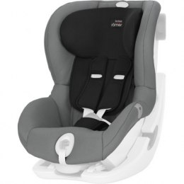 BRITAX & ROMER TAPICERKA ZAMIENNA DO KING II / ATS / LS (steel grey)