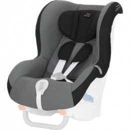 BRITAX & ROMER TAPICERKA ZAMIENNA DO MAX-WAY (steel grey)