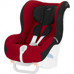BRITAX & ROMER TAPICERKA ZAMIENNA DO MAX-WAY (flame red)