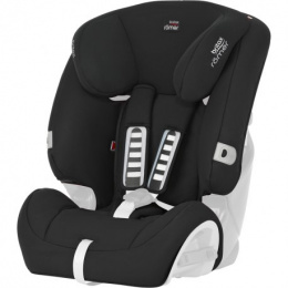 BRITAX & ROMER TAPICERKA ZAMIENNA DO MULTI-TECH II (cosmos black)