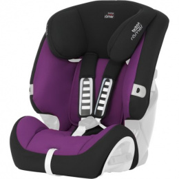 BRITAX & ROMER TAPICERKA ZAMIENNA DO MULTI-TECH II (mineral purple)
