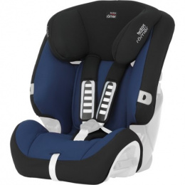BRITAX & ROMER TAPICERKA ZAMIENNA DO MULTI-TECH II (ocean blue)