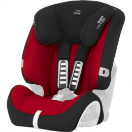 BRITAX & ROMER TAPICERKA ZAMIENNA DO MULTI-TECH II (flame red)