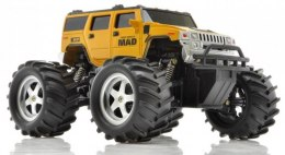 Mad Monster Truck 1:16 27/40MHz RTR - Złoty