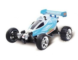 Kart Racing Car Mini 1:52 RTR 35MHz - Niebieski