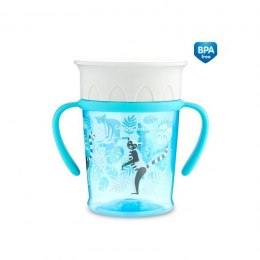 KUBEK 360, 270ML JUNGLE TURKUS