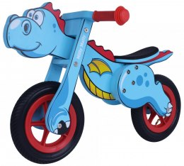 Rowerek Biegowy Dino Mini Blue (2446, Milly Mally)