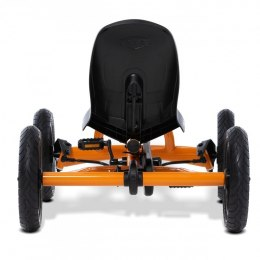 Gokart na pedały Berg Buddy B-Orange do 50 kg 3-8 lat