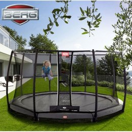 BERG Trampolina InGround Champion 330 cm z siatką Deluxe