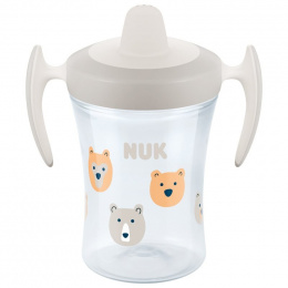 NUK EVOLUTION Trainer Cup Kubek niekapek 230ml - SZARY