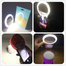 Lampka lampa do selfie ring light