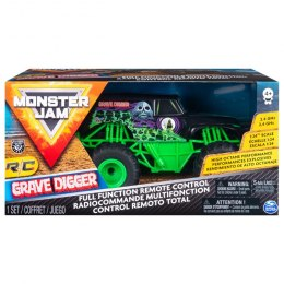 Monster Jam RC: 1:24 Grave Digger