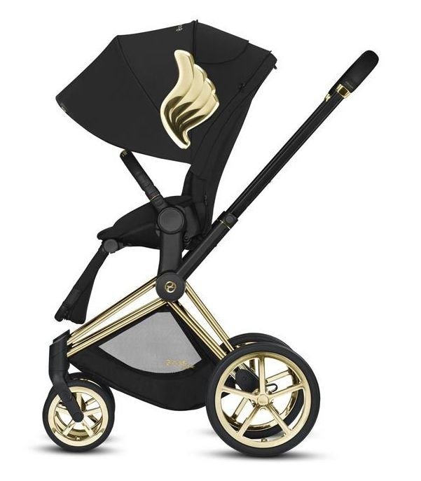 CYBEX PRIAM 2.0 wózek spacerowy JEREMY SCOTT WINGS