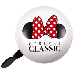 DZWONEK DO ROWERU RETRO MINNIE - FOREVER CLASSIC