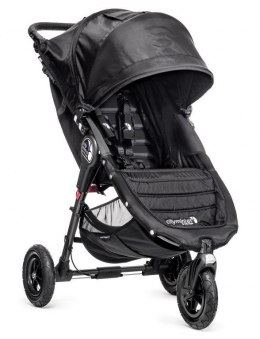 Baby Jogger City Mini GT Pałąk Gratis wersja spacerowa - black