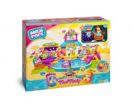 MojiPops Playset Pool Party