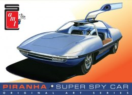 Model plastikowy AMT - Piranha Spy Car - Original Art Series
