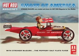 "Model plastikowy - Stroker McGurk Ghost of America ""Flying Car"" - MPC"