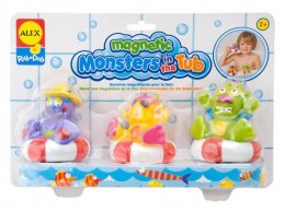 ALEX Magnetic Monster in the Tub 883W blister