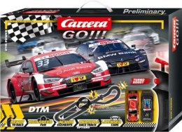 Tor GO!!! DTM Power (6,2m) 62479 Carrera