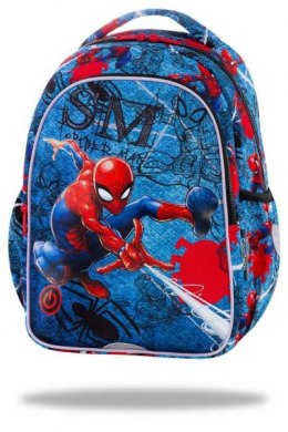 Plecak 2 komorowy 15'' JOY S LED Spiderman CP 47304