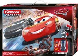 Tor GO!!! Let's Race! Cars 62475 Carrera