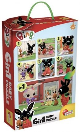 Bing Baby puzzle 6w1 77922 LISCIANI