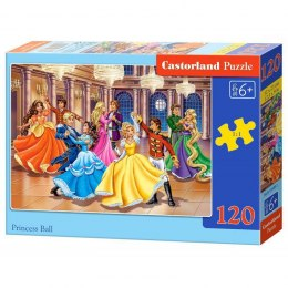 PUZZLE 120EL. PRINCESS BALL
