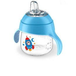 KUBEK NIEKAPEK 6M+ BLUE 260ML